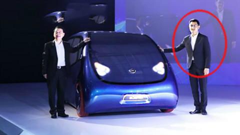 马化腾的电动车要上市了,自动驾驶比QQ更萌,有钱也买不到Part1