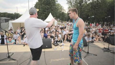 ANDYLKvsHELIUM-2017俄罗斯BeatBox锦标赛半决赛