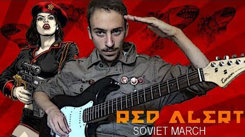 红色警戒3苏维埃进行曲金属版