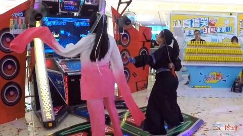 【CGL传达室】姐妹自编张碧晨虐心古风《年轮》舞蹈,越看越扎心