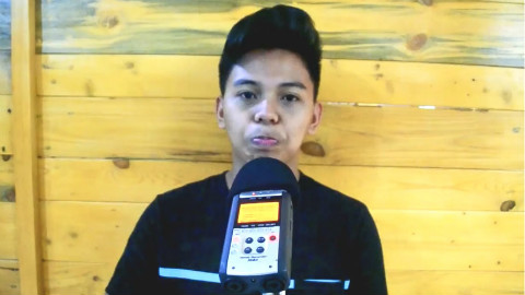 LEO-菲律宾达沃BeatBox牛人,完美演绎《HAVANA》好听!