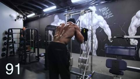 Kali Muscle 卡里三头肌训练 挑战极限次数 TRICEP CHALLENGEKali Muscle 卡里三头肌训练 挑战极限次数 TRICEP CHALLENGE