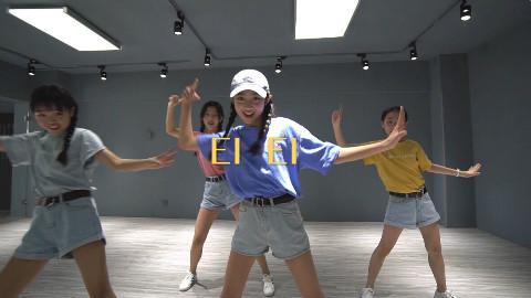 洛阳舞蹈 小宝翻跳 偶像练习生主题曲【EI EI】