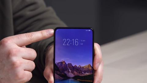 Vivo Nex更实惠的全屏智能手机...