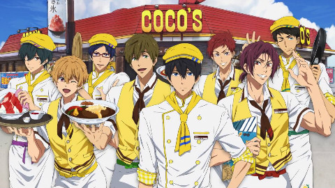 【Free!】 COCO S × Free!-Dive to the Future- 官方介绍动画