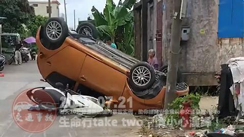 中国交通事故合集20180721:每天10分钟国内车祸实例,助你提高安全意识!Part1