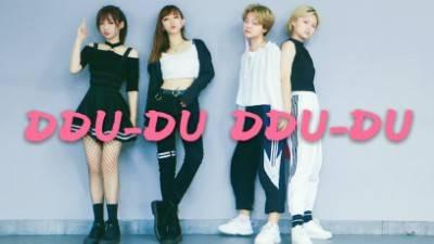 【E.X×D.B.I.】DDU-DU DDU-DU一起来疯狂尬舞part1