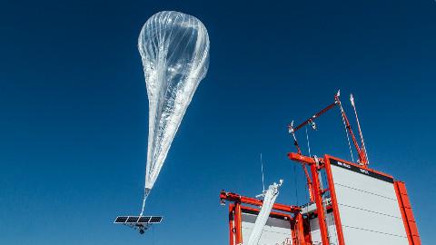谷歌为肯尼亚山区部署热气球,提供无死角上网服务Part1