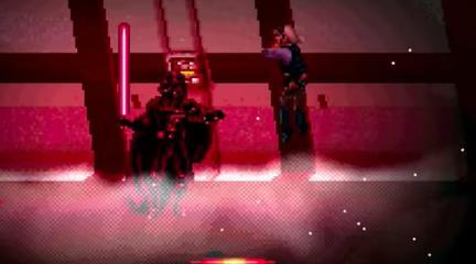 达斯维德: 侠盗一号屠杀 -16 bit/ DARTH VADER Rogue One 16 bit