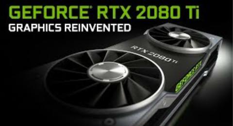 英伟达全新RTX20系列显卡公布