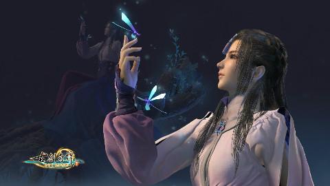 【古剑奇谭三】(试玩版)主线剧情向通关视频Part1