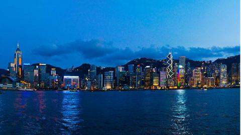 【雪琨】谷歌街景游世界之香港Part1