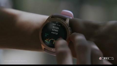 三星Galaxy Watch 2018款智能腕表发布Part1