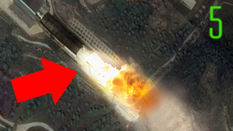 5个被意外揭露的Google Earth秘密和巧合 @柚子木字幕组Part1