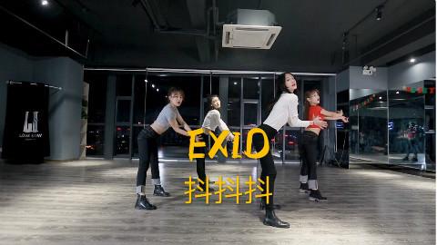 洛阳乐舞秀舞蹈翻跳EXID-抖抖抖