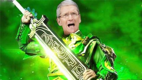 """「领菁资讯」苹果将被""""绿""""?Mate 20 Pro 之后,LG又来坑苹果?"""