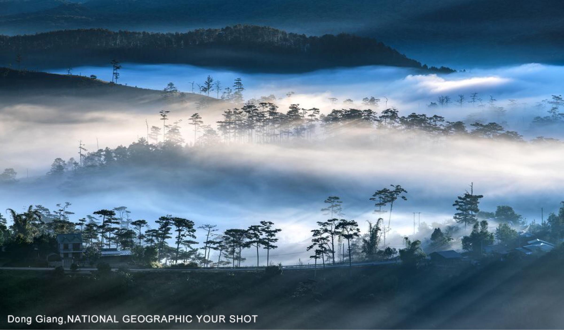 分享一些国家地理杂志的精选照片