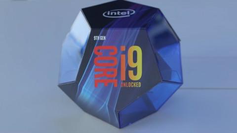 英特尔第九代酷睿处理器发布,性能全面提升Part1