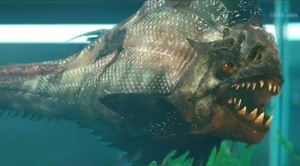 顧九:遠古食人魚復活突襲人類