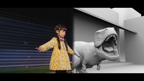 《恐龙星际》预告片幕后花絮Part1