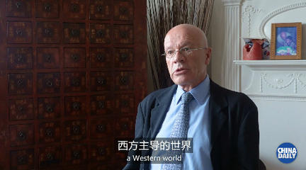 40年40人|外国作家谈中国