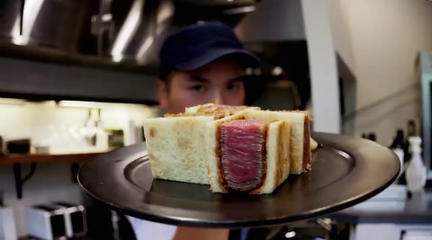 1200块一个的三明治了解下!