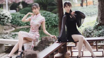 【卡卡】~桃花旗袍~窈窕淑女