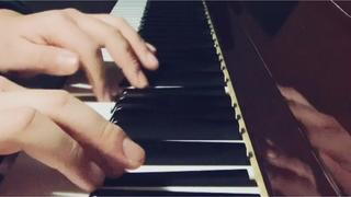 【钢琴】名侦探柯南BGM 我是小黑聘请的钢琴师