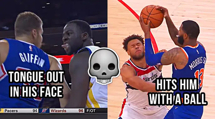 NBA挑逗时刻!!