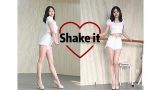 【小阿米】shake it性感翻跳 无聊不如跳舞呀
