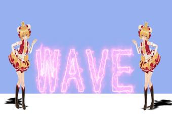 【AC娘 】WAVE