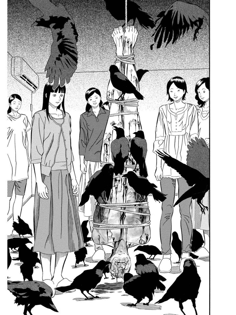 【恐怖漫画】黑异本(05-08)[完结]4-AcFun弹羊狼漫画图片图片