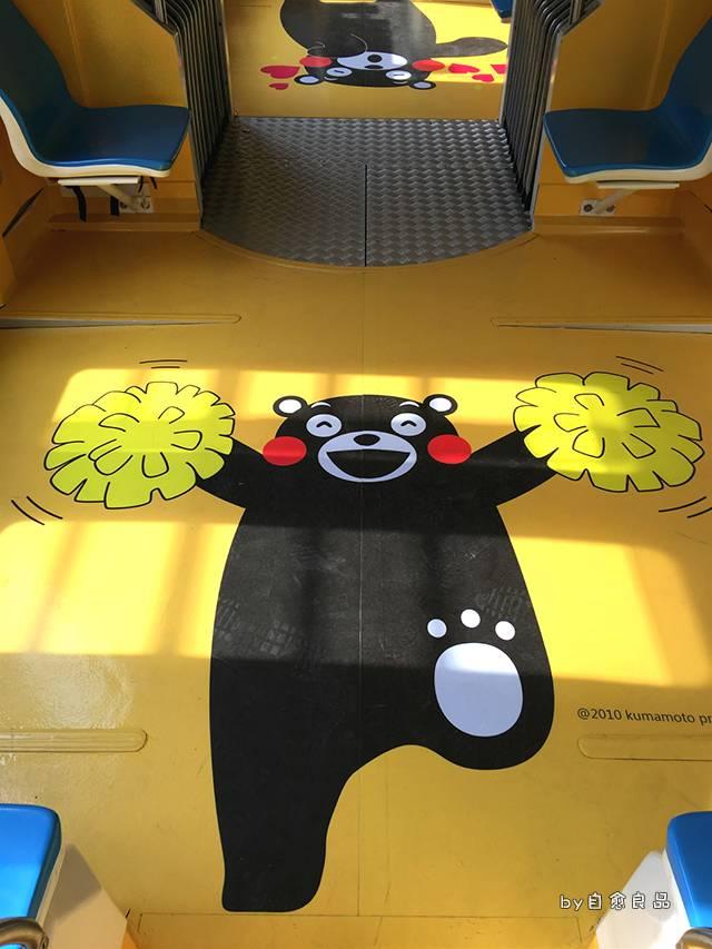 国内首个熊本熊电车专列,12月17日在广州正式发车!