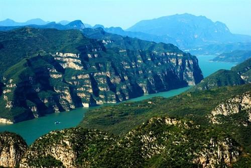 黛眉山景区图片