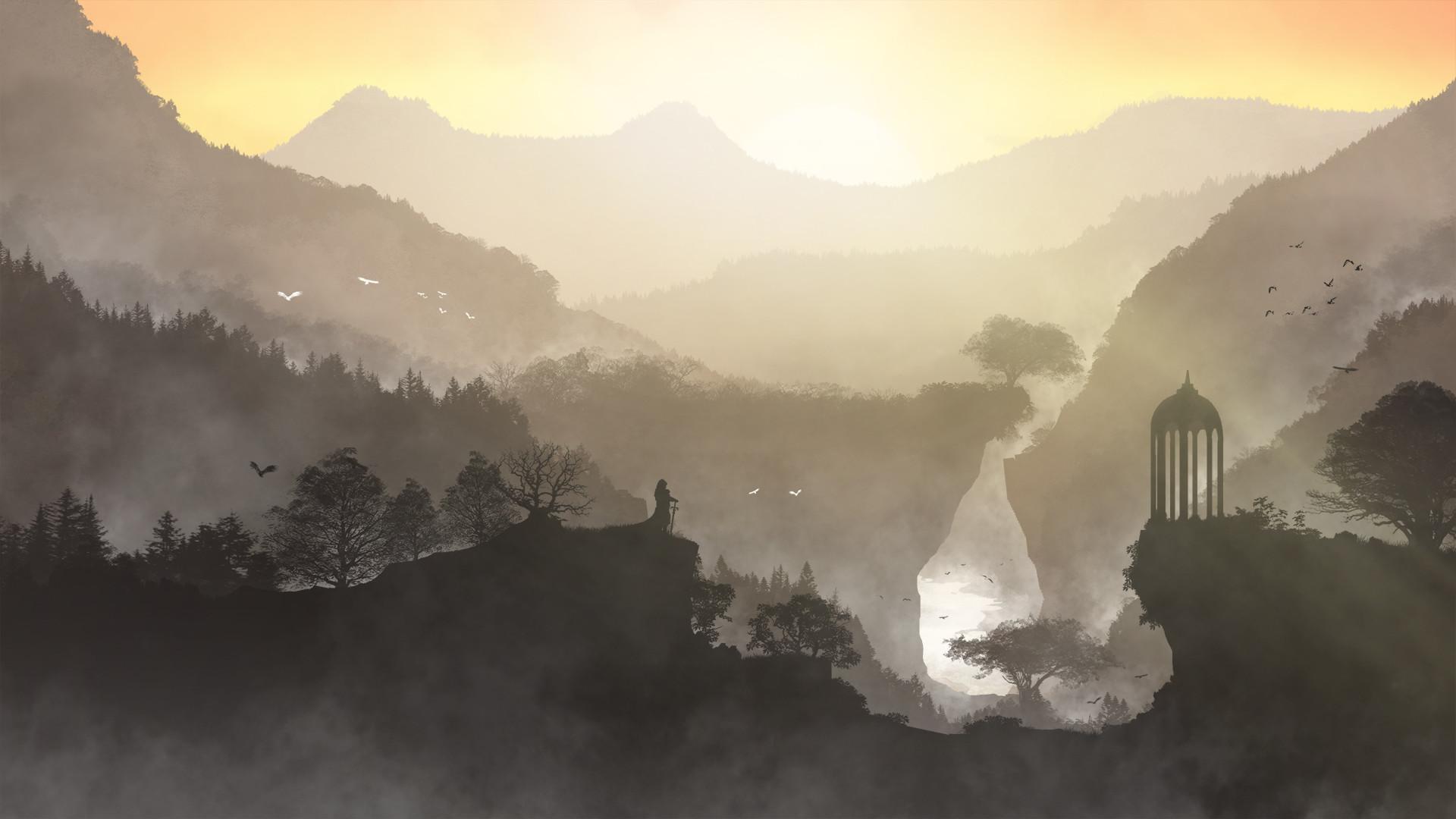壁纸 风景 1920_1080
