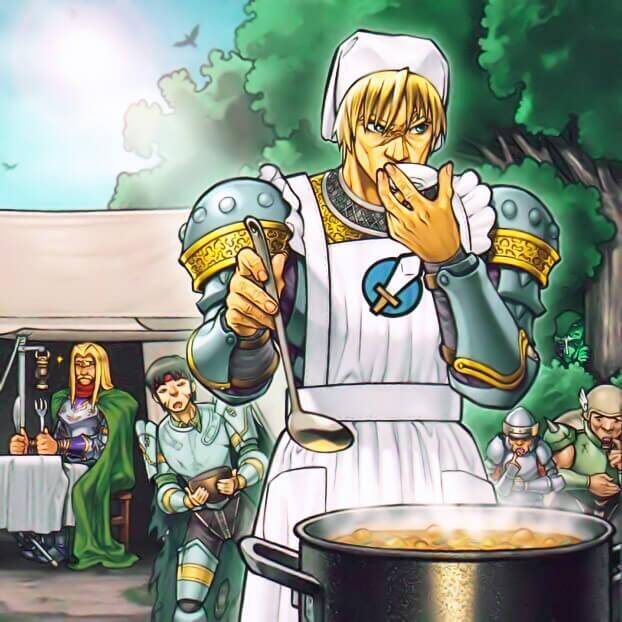 游戏王图文故事 第374期 切入敌阵的队长的自传(下)