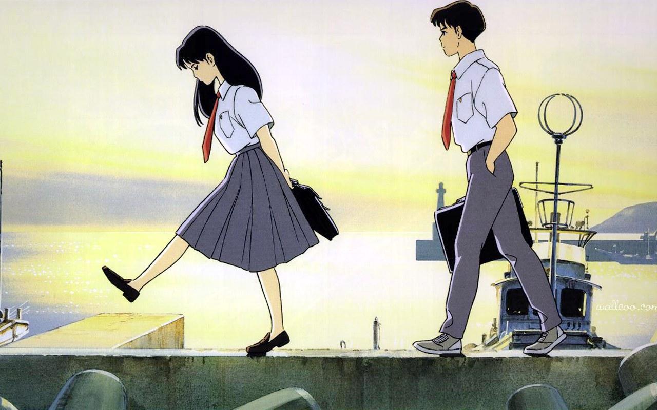 宫崎骏和吉卜力经典动画作品,宫崎骏和吉卜力经典动画作品,创意壁纸图片