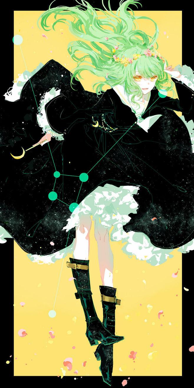 二次元美图·唯美X少女(第五期)