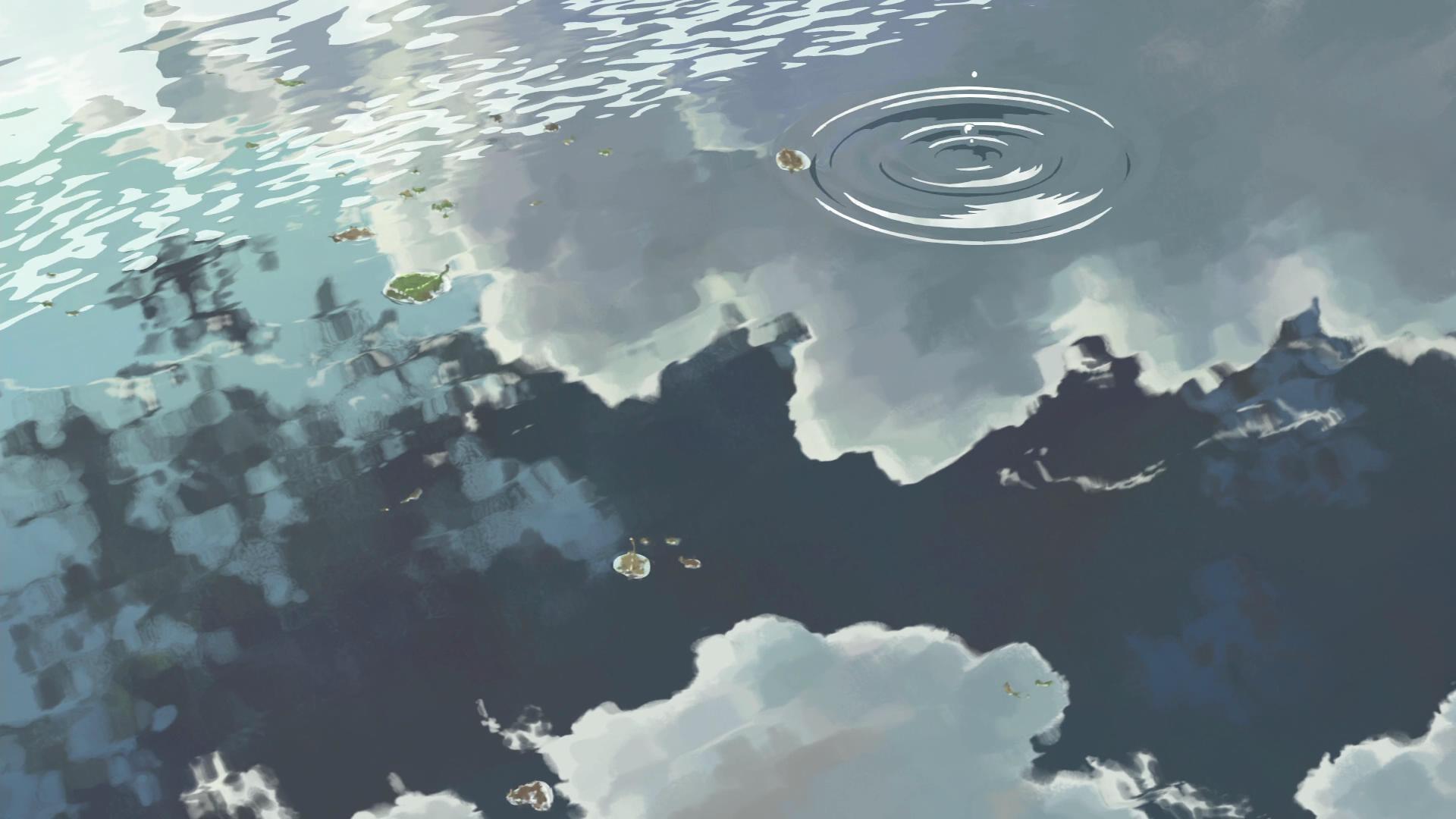 言叶之庭电脑壁纸_二次元美图·言叶之庭(电脑壁纸)第二期 - AcFun弹幕视频网 ...