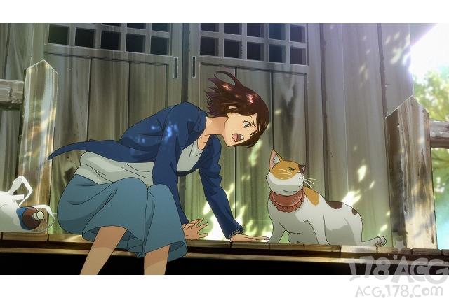 丸井动画CM「猫がくれたまぁるいしあわせ」亮相,牧原亮太郎执导