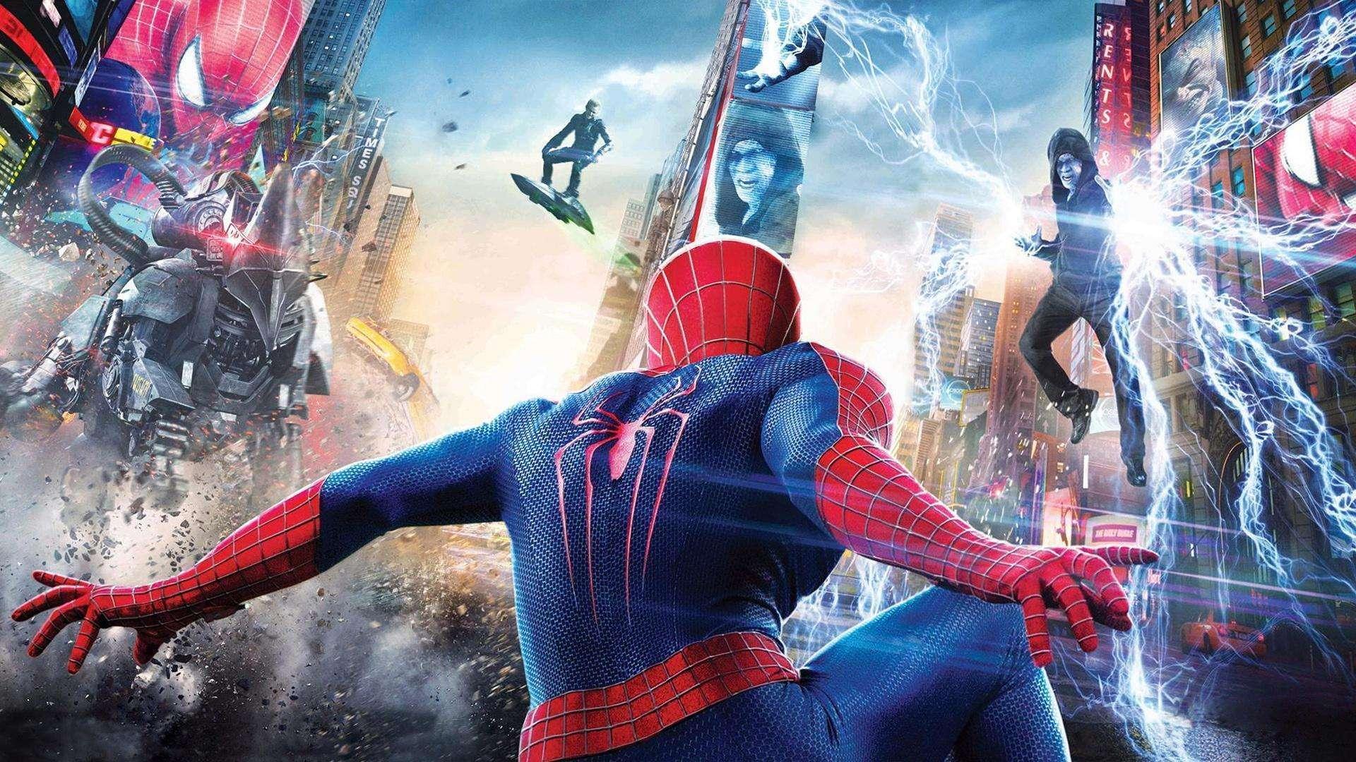 蜘蛛侠,那是第一次看这种美国超级英雄电影,天呐,真是太好看了,小时候