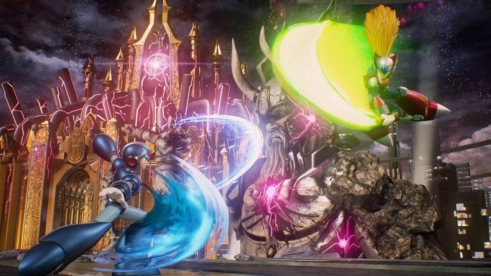 【gd无限漫画】vol.28一饱眼福《英雄图鉴vs卡普空:游戏》游戏截图葱漫画魔图片