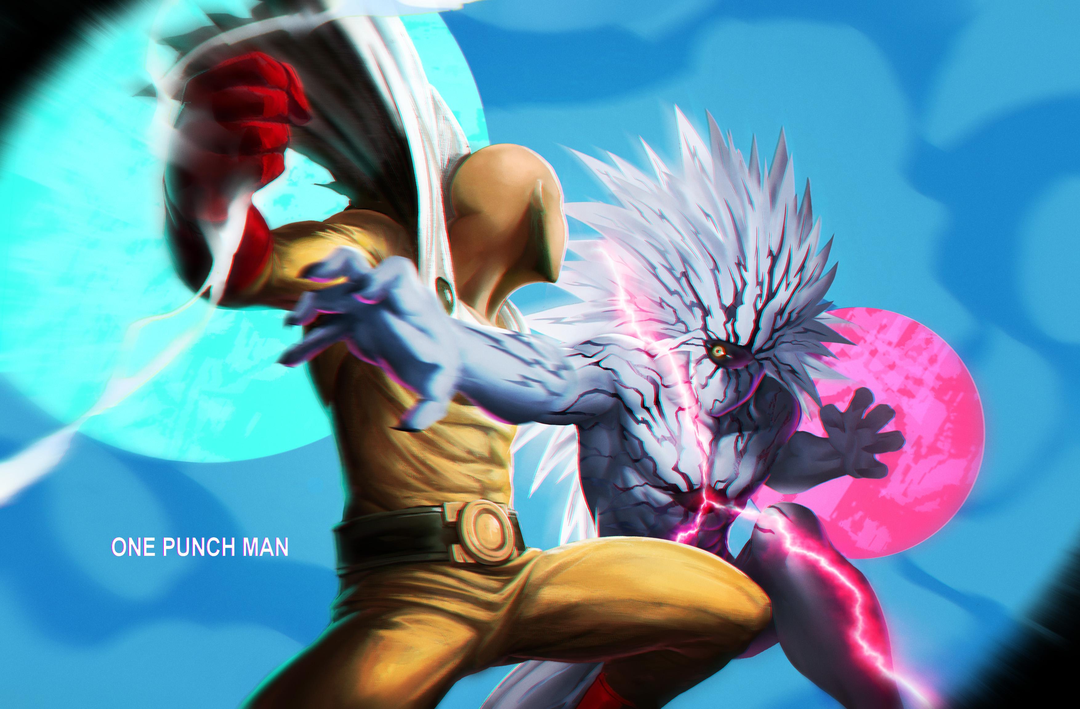 《一拳超人》高清壁纸合集