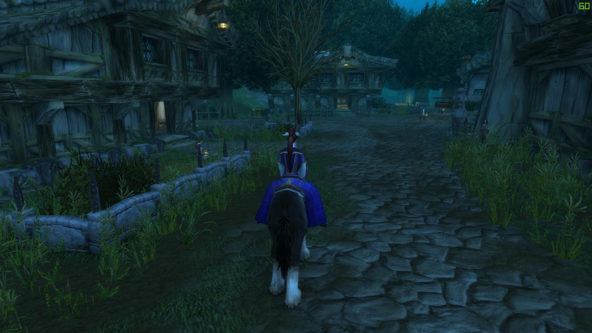 于是再次骑马朝着暮色森林的方向赶去.