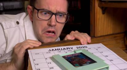【喷神James】突袭2020