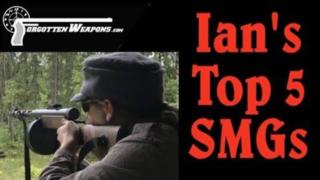 Ian评五大最出色的冲锋枪