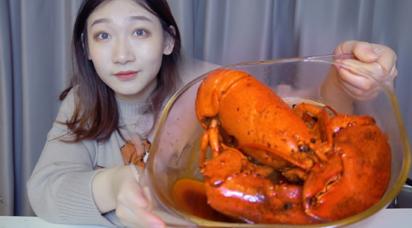 爆炒波士顿龙虾味道如何?