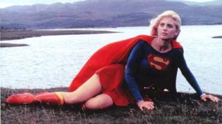 36年前女版超人电影颜值爆表