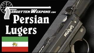 1314式标准/炮兵型卢格手枪