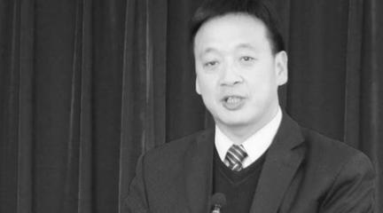 武昌医院院长刘智明感染殉职